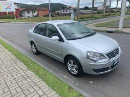 Polo sedan 2.0 confortline 2011 impecavel