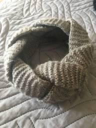 Tiara de lã
