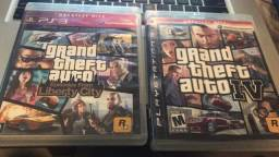 GTA 4 + DLC PS3