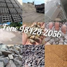 Barato rápido e fácil areia pedra brita pedra rachão seixo