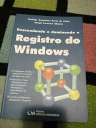 Livro: Desvendando e Dominando o Registro do Windows