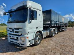 Actros 2546 ano 2012