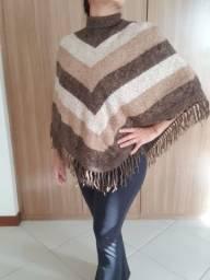 Poncho peruano