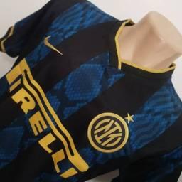 Camisa da Inter de Milão 2021 + Entrega Grátis