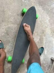 Skate longboard Mormaii