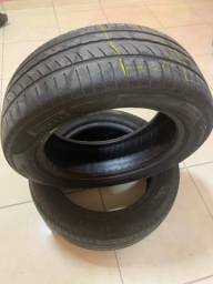 Pneus Pirelli sem novo
