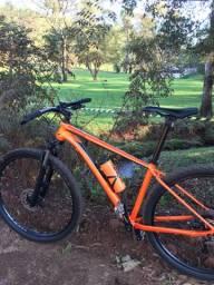 Bicicleta Cannondale Trail