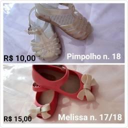 Roupas e Sapatos (infantil)
