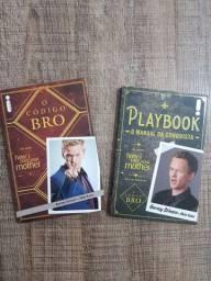 Livros código bro e playbook