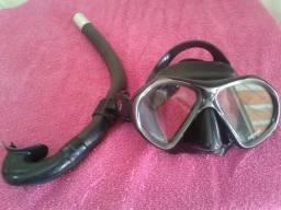 kit para nadar em bom estado e pouco uso