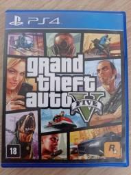 GTA V (PS4)