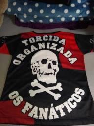 Camisa Fanáticos