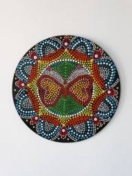 Mandala Borboleta da Transformação