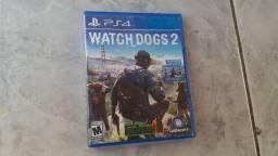 Vendo Watch dogs 2 para ps4