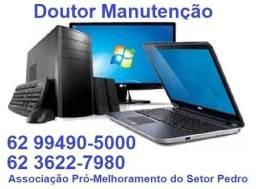 Manutenção de Notebook e PC's