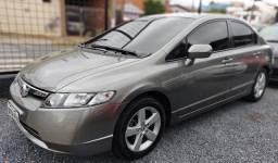 Honda Civic lxs 1.8 automático completo