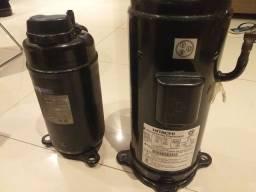 Compressor  Rotativo ar condicionado