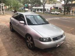 Audi A3 ano 2001 automático 1.8