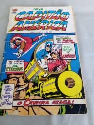 Gibi Capitão América N 17 - 1976