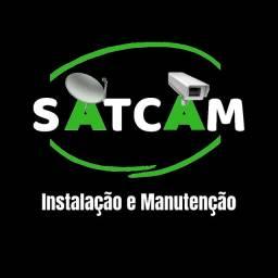 Instalação de Antenas Câmeras e Interfones