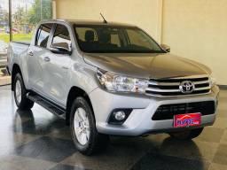 Toyota - Hilux SRV flex