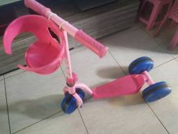 Patinete baby alive