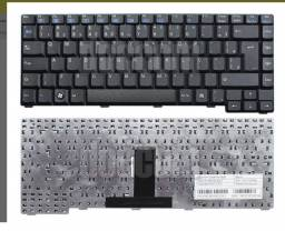Teclado para notebook Asus, Positivo, Samsung e Acer usados