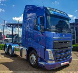 Volvo FH 540 Globetrotters 6x4 2018 LC