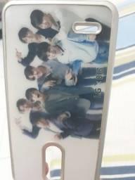 Capa de celular BTS em 3D original,aparelho LG k11