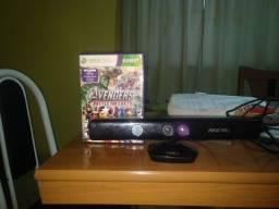 Kinect+ jogo original Xbox 360 R$150(2x 80 cartão)* 30 dias garantia