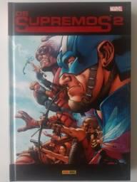 Os Supremos - Marvel