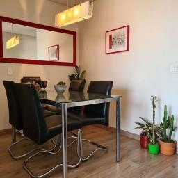 Jogo de Cadeiras com Design Moderno para Mesa de Jantar.