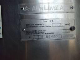Tanque de leite 730 litros