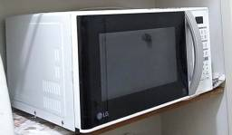 Microondas LG 30 litros 110 volts