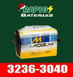 ** Baterias 90 amp. Moura