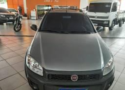 Fiat Strada top pra levar