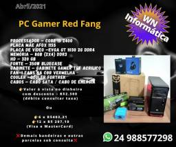 Pc Gamer i5 + GT 1030 2G DDR4