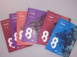 Livros Telaris 8o ano usados