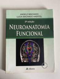 Livro Neuroanatomia Funcional Ângelo Machado