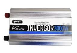 Título do anúncio: Inversor 3000w 24/220v - Knup - Loja física