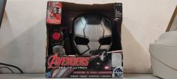 Máscara do máquina de combate Vingadores