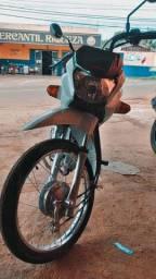 Moto Honda pop 110i