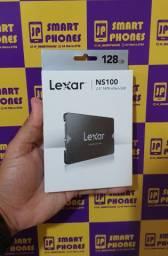 SSD Lexar NS100 256Gb Lacrado Garantia - Em até 10X com acréscimo de 10%