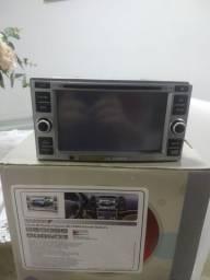 Central Multimídia Premium HD CASKA Hyundai Santa Fé