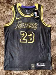 Camisas NBA Lakers - Pronta Entrega