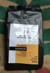 Café Superior 250g 100% Arábica [Em Grãos]