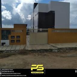 Apartamento com 2 dormitórios à venda, 57 m² por R$ 140.000 - Carapibus - Conde/PB