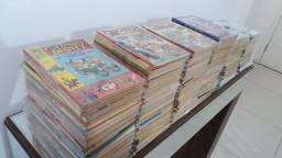 Almanaque Disney coleção editora abril lote  217 gibis hqs