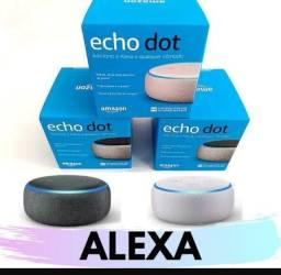 Echo dot Alexa 3 geração