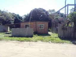 Vende-se terreno com casa R$100 mil
